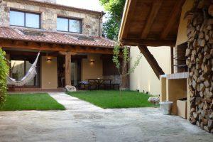 Casa Rural Fuentebuena en Matabuena
