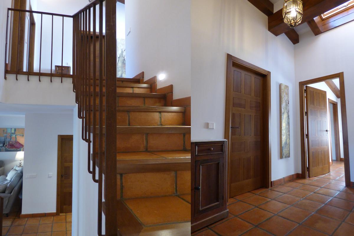Casa Rural Fuentebuena - Planta baja